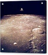 Apollo 12 Lunar Lander Acrylic Print