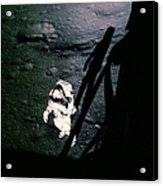 Apollo 14 Astronaut Al Shepard Acrylic Print
