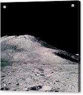 Apollo 15 Lunar Landscape Acrylic Print