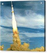 Apollo Mission Test Acrylic Print