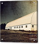 Appleton Barn Acrylic Print by Joel Witmeyer