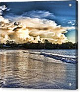 Approaching Storm Clouds Acrylic Print
