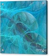 Aquamarine Acrylic Print