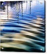 Aquatic Reflections Acrylic Print