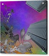 Arbor Dreaming Acrylic Print