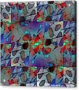 Arboretum Colorful Acrylic Print
