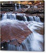 Arch Angel Falls Acrylic Print by Joseph Rossbach