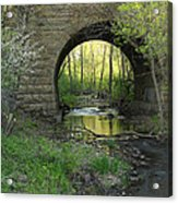 Arch In Spring 3 Acrylic Print