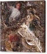 Archaelogical  Acrylic Print