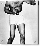 Archie Moore (1913-1998) Acrylic Print