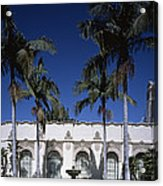 Architect William Gage Created Beverly Acrylic Print by Everett