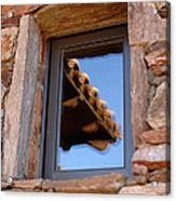 Architectural Detail 4 Acrylic Print