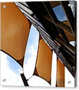 Architectural Detail 5 Acrylic Print