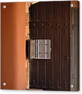 Architectural Detail 6 Acrylic Print