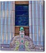 Architectural Study San Antonio Texas Acrylic Print