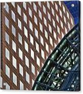 Architecture Building Patterns Acrylic Print