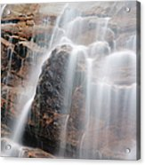 Arethusa Falls - Crawford Notch State Park New Hampshire Usa Acrylic Print