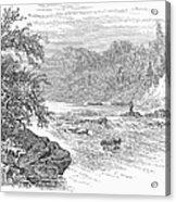Arkansas: Ouachita River Acrylic Print by Granger