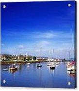 Arklow, River Avoca, County Wicklow Acrylic Print