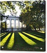 Arlington Memorial Amphitheater Acrylic Print