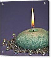 Aromatherapy Acrylic Print by Carolyn Marshall
