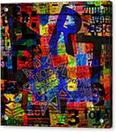 Art 5 Acrylic Print