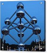 Art In Architecture 1 Acrylic Print