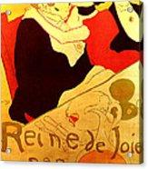 Art Poster Acrylic Print