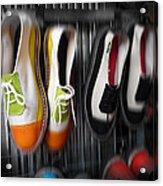 Art Shoes Acrylic Print