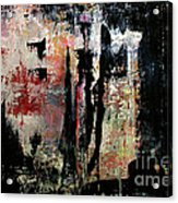 Artifact 7 Acrylic Print by Charlie Spear