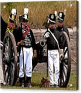 Artillery Acrylic Print