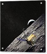 Artist Concept Of The Lunar Acrylic Print