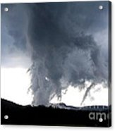 As The Storm Passed 1 Acrylic Print