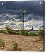 As The Storms Roll Through 2 Acrylic Print