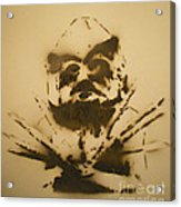 Asaro Mudman Acrylic Print