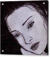 Ashley Acrylic Print