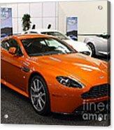 Aston Martin Db9 . 7d9624 Acrylic Print