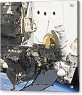 Astronauts Participate Acrylic Print