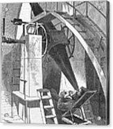 Astronomer, 1869 Acrylic Print