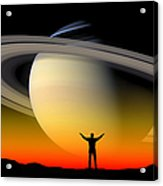 Astronomy Acrylic Print