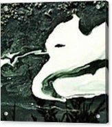 At Night I Dream Of My Beloved Acrylic Print