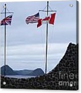 Atlantic Charter Site Acrylic Print