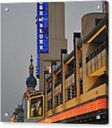 Atlantic City House Of Blues Acrylic Print