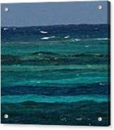 Atlantic Ocean Afternoon Acrylic Print
