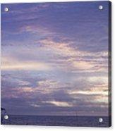 Atlantic Ocean Sunrise 3 Acrylic Print
