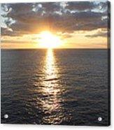 Atlantic Sunrise Acrylic Print