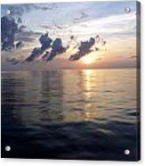 Atlantic Sunset 1 Acrylic Print