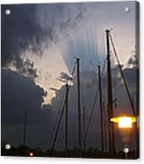 Atmospheric Phenomenon Acrylic Print