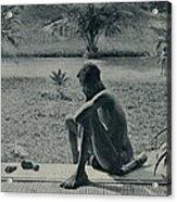 Atrocities Of The Rubber Slavery Acrylic Print by Everett