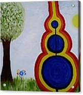 Attune - To Bring Into Harmony. Acrylic Print